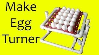 How to make auto egg incubator tray | Incubator Eggs tray