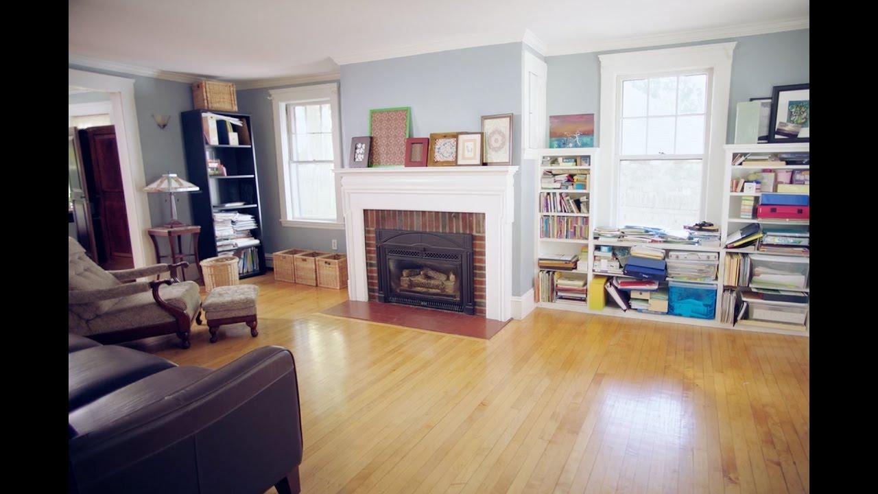 RealtorR Hacks Updating The Living Room