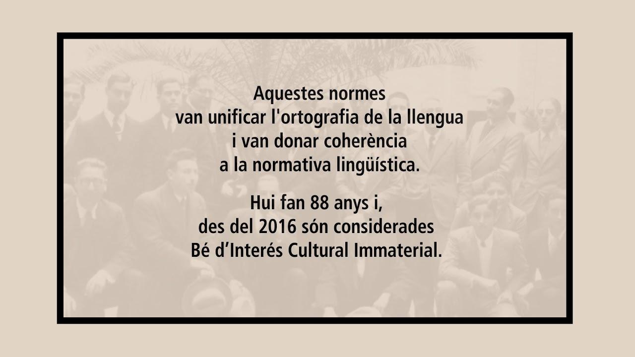 88 aniversari de les Normes del 32 - Ajuntament de Castelló