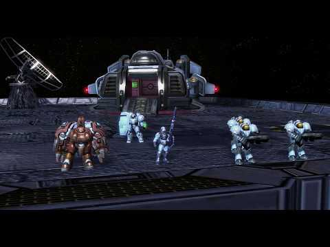 StarCraft 2: Scattered (The Swarm) 05 - Fuel Crisis