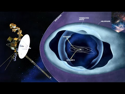 Voyager 1 and 2 2017: NASA's probes beyond the solar system & in the Heliosphere - TomoNews