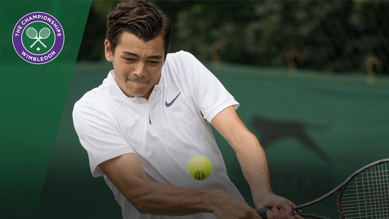 Wimbledon 2017: day one highlights