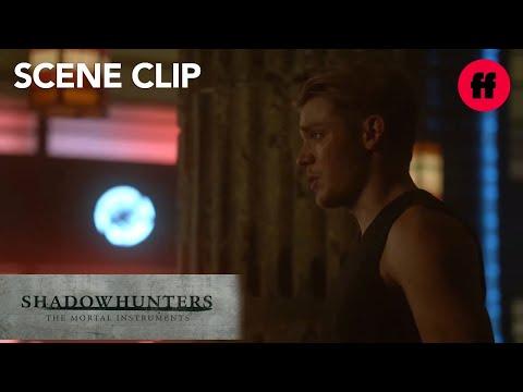 "Skylar Grey - ""Straight Shooter"" Music | Shadowhunters Season 2, Episode 5 | Freeform"