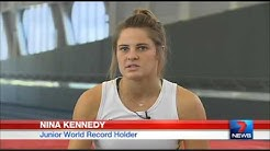 Nina Kennedy - WA's next Olympic hope
