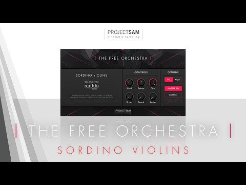 ProjectSAM's The Free Orchestra - #2: Sordino Violins