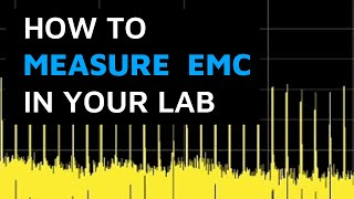 Every HW Engineer should know this: Measuring EMC  Conducted Emissions (with Arturo Mediano)