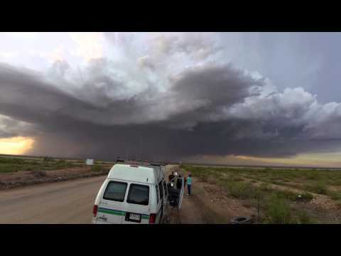 May 26th Carlsbad, NM Supercell