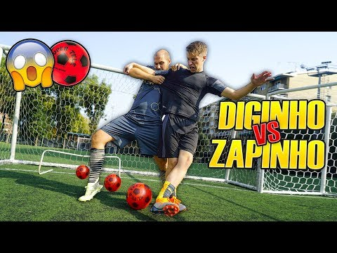 Diginho VS Zapinho - Sfida TUNNEL con il SUPERTELE | Parte 3
