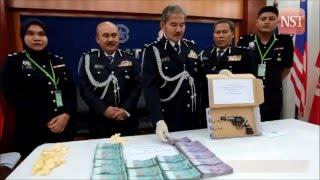 Kelantan police beef up border security as Sg Golok water level drops