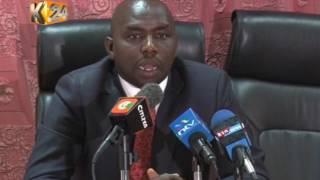 PAC recommends Kipchumba Murkomen's prosecution