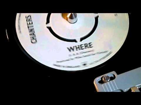 CHANTERS - WHERE ( CBS 202454 ) John Manship www.raresoulman.co.uk