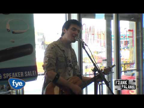 Frank Palangi - Love - F.Y.E Johnstown Live In Store Performance