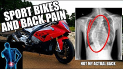 Sport Bikes and Back Pain | I Finally Visit The Chiropractor