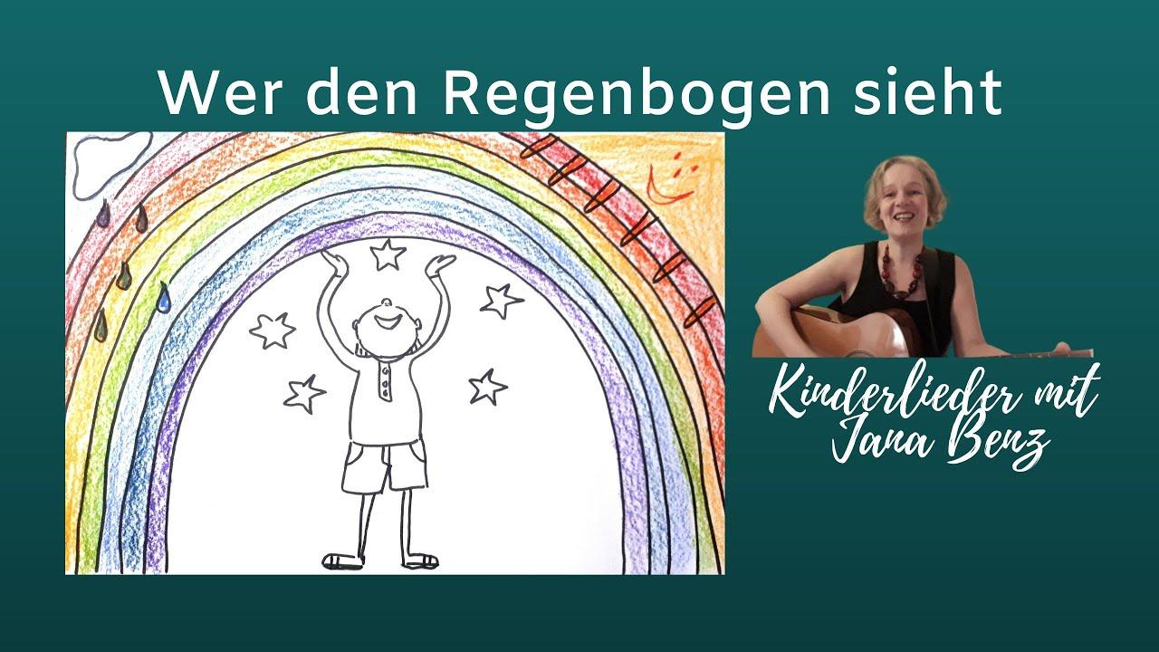 Lied text regenbogen Text: Volker