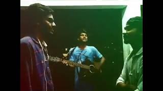 Nirghum Adnan Ashif Guitar Cover
