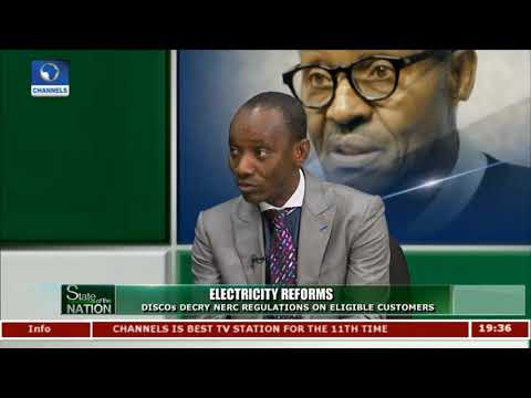 Discos Decry NERC Regulations On Eligible Customers Pt 1 | State Of The Nation |