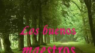 BUENOS MAESTROS, MAESTROS FASCINANTES