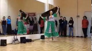 Открытый урок в школе цыганского танца. www.gitamo.space