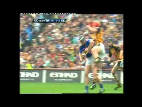 Tipperary vs Kilkenny, 2010 All Ireland Final (MO'M commentary)