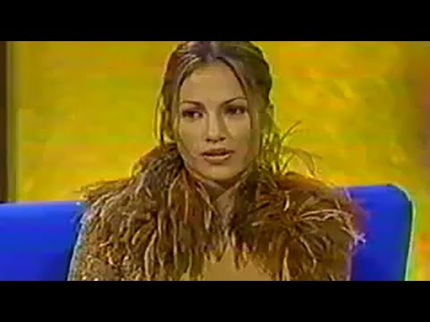 Jennifer Lopez - Bailando/Salsa Dancing! - Before The Fame!