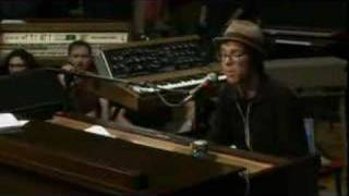 Ben Folds - Myspace Gig - Learn To Live With What You Are