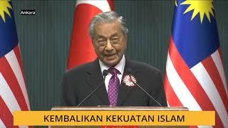 Kembalikan kekuatan Islam