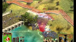 Cossaks 2 Napoleonic wars gameplay commentary