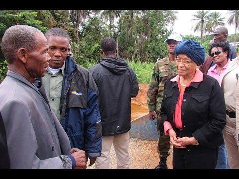 Liberia warns Ebola aid 'too slow'
