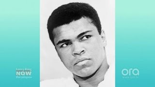 Larry King pays tribute to the great Muhammad Ali   Larry King Now   Ora.TV