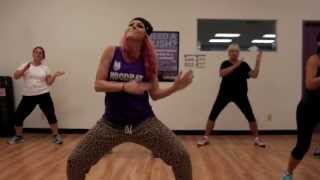 HeadBand - B.o.B ft. 2 Chainz Zumba with Mallory HotMess