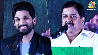 Allu Arjun choose Director Lingusamy for his Tamil Debut || Sivakumar Speech