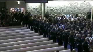 WATCH: Memorial service for fallen Pomona police officer