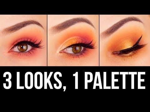 3 Eye Makeup Looks, 1 Palette: Karity Picante || KELLI MARISSA