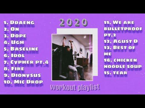 BTS WORKOUT PLAYLIST 2020 | SUPERHYPE VER.