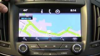 2014 Buick Regal GS IntelliLink Infotainment Review