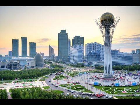 TOP 10 Tallest Buildings In Astana Kazakhstan 2017/Top 10 Rascacielos Más Altos De Astana Kazajstán