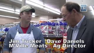 Ohio Department of Agriculture Director visits Marshallville Meats in Wayne County