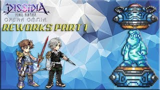 Dissidia Final Fantasy: Opera Omnia REWORKS PART 1