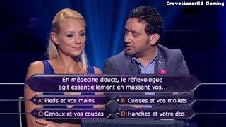 Qui Veut Gagner Des Millions - 25/08/2012 - Cyril Hanouna et Élodie Gossuin