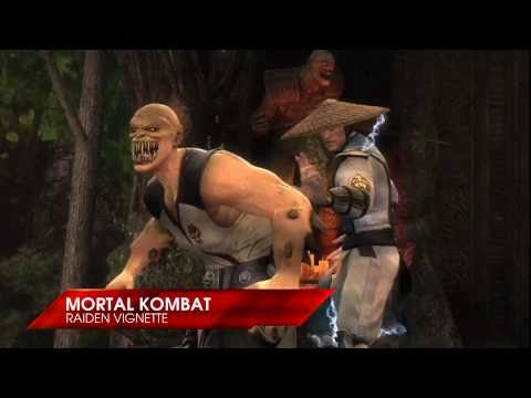 Mortal Kombat, Star Wars: Old Republic & More Gameplay - Ign