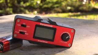 Saramonic SmartMixer Audio Mixer Kit for iOS Android With Mic ORIGINAL