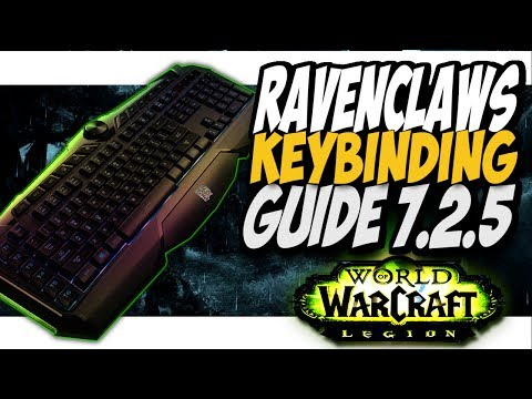 Hunter Keybind Guide!! Hunter WoW Legion Patch 7.2.5