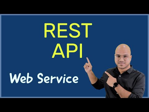 What is REST API? | Web Service