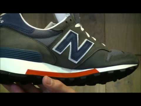 New Balance 1300 Made In The USA - YouTube 8129a7a340