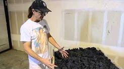 Free Run and Pressing Wine at Clos Pepe Estate, 10.14.2013
