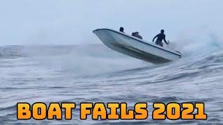 Boat Fails 2021