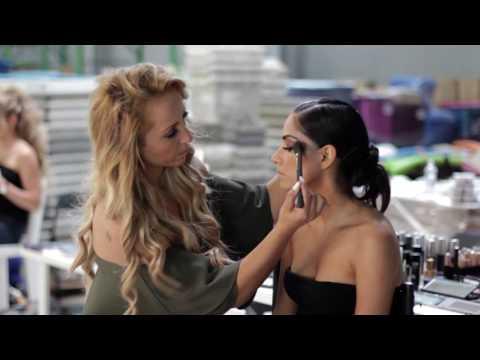 Makeup By Liraz Behind The Scenes.