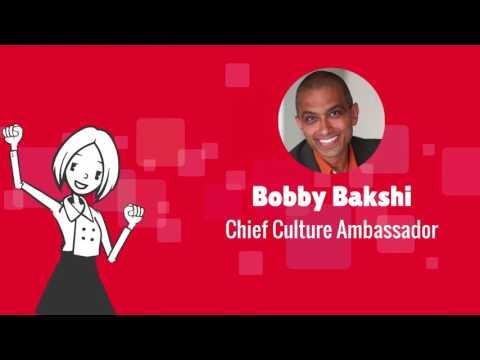 Introducing Bobby Bakshi Chief Culture Ambassador