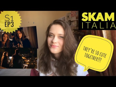 SKAM: Italia (s1 ep3) reaction