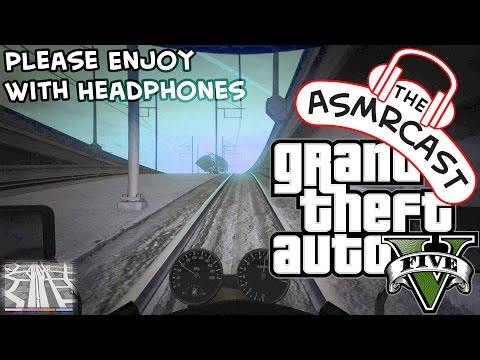 ASMR GTA V - UNCUT High Speed Driving and Lots Of Lovely Controller Sounds! (No Talking)